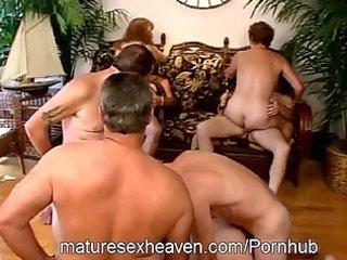 grannys aged sex party part 9