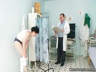 hairy aged wife acquires her taut pussy part6