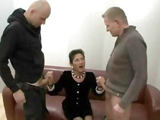 russian granny pulverized superlatively good 82min