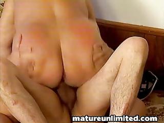 hirsute huge exposed mama