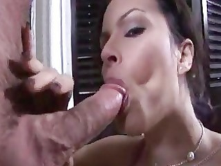 d like to fuck helps her son!