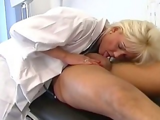 concupiscent blonde d like to fuck nurse pounded