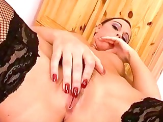 eager aged wife
