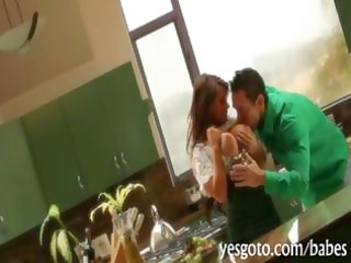 busty juvenile wife madison ivy oral sex and