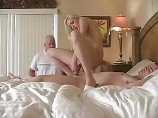 wife cuckolds her guy