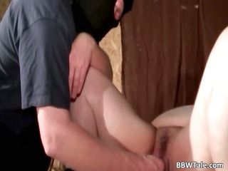 BDSM action game with BBW whore whose part3