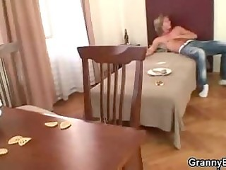 guy drills older slit after wild party