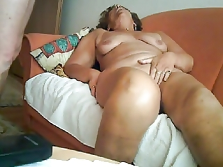 large big o of a 23yo granny