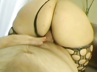 excited blond mother i from uk bonks in dark
