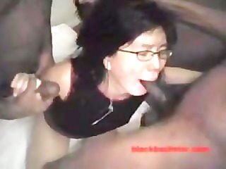 Gangbang Asian Wife 1