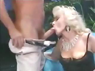 vintage german porn with golden-haired mother i