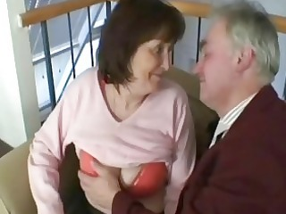 old grandfather fuck this excited granny doxy