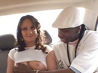amazing dark brown mother i having interracial sex