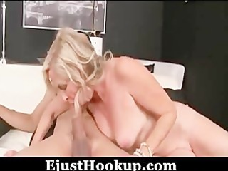 blond hot mother i and youthful lad