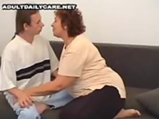 old mom vs jock