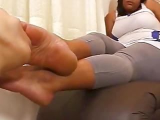 aged feet 6