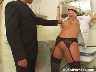 blonde old mother i got screwed and tortured part3