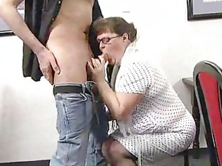 obese hairy mamma