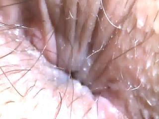 fingering sleeping wifes ass