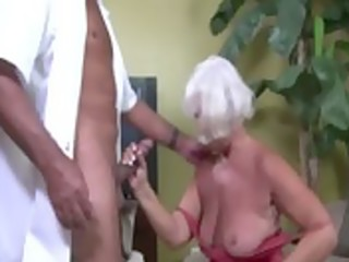 granny goes down on weenie like in the nice old