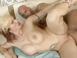 charming momma brittany blaze gets a sticky cum