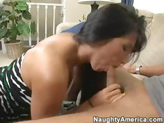 lezley zen is a older lady who does a youthful
