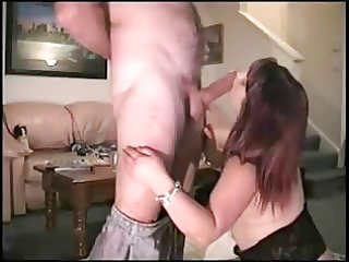 wife engulf dick a spouse