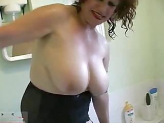 grannie curly cum-hole r111