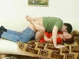 mature mama engulf and fuck doggy position