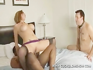 cuckold spouse watches mother i hotwif