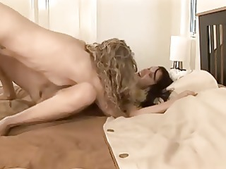 aged woman seduces young girl...f911