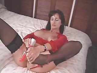 british mother i bonks herself with a couple of