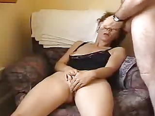 spouse and wife masturbate in front webcam