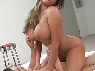 large tit d like to fuck double teamed
