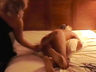 sissy spouse whipped &; paddled for wifes
