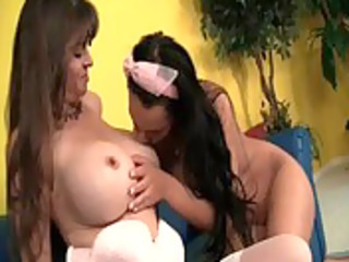 lesbo mama licks and rubs legal age teenager cunt