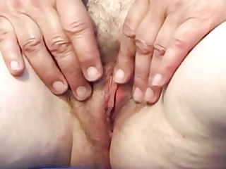 pair masturbation with granny 20 (+ slow motion)