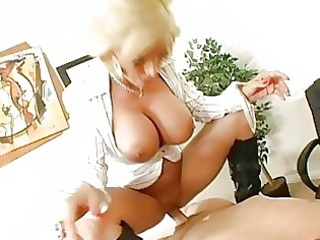 pleasant breasty golden-haired d like to fuck