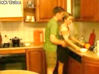 wonderful sexxx with his girlfriend mama