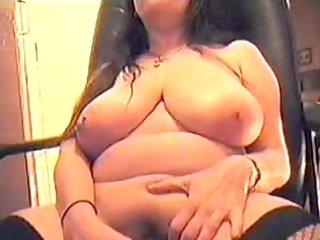 great masturbation of my hawt chunky mom on web