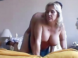 beautiful breasty older hottie boned and blasted