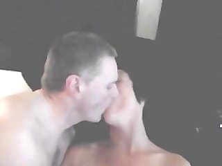 so fucking hot! spouse licks other mans jizz flow