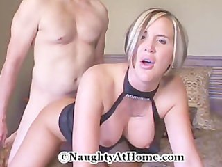 milf wicked at home