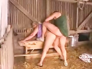 obese big beautiful woman granny drilled