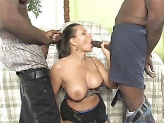 breasty d like to fuck receives ravaged by dicks